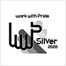 work with Pride 2020 Silver